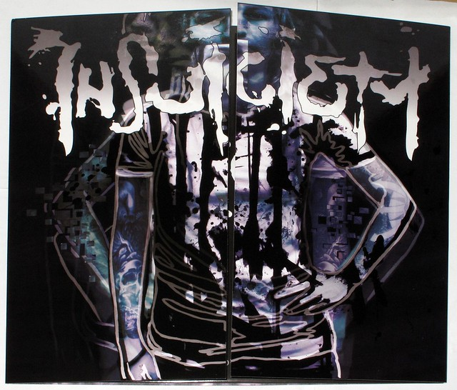 "INSUICIETY THE CURE OF THE TRUTH GIMMICK FOC COVER 12"" RECORD"