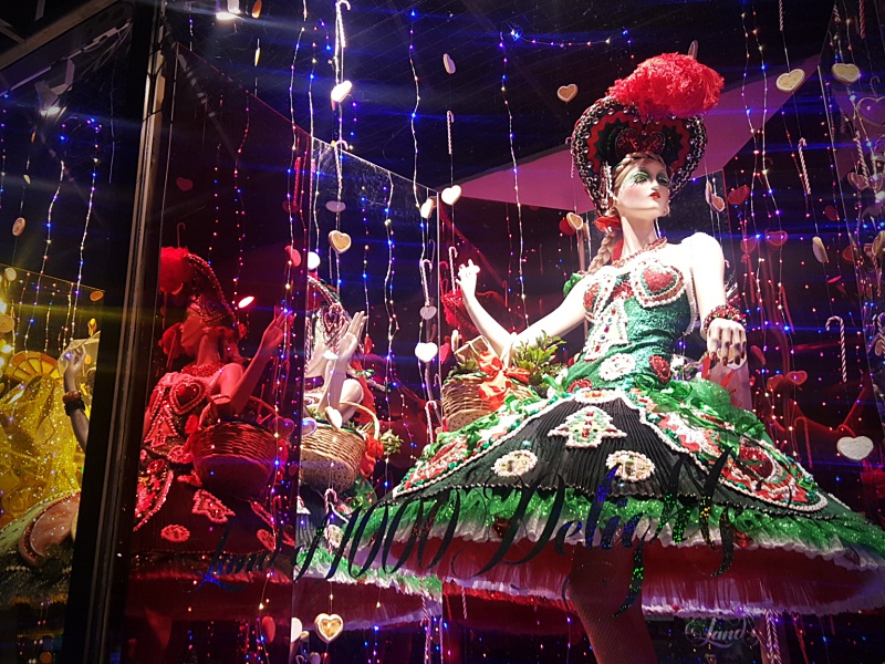 Saks Fifth Avenue holiday windows