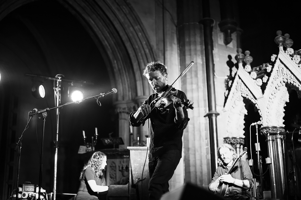 Colm Mac Con Iomaire - 12.12.2016 Christ Church . Dublin