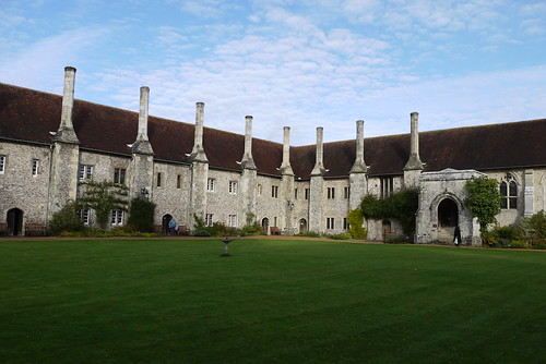 The Hospital of St Cross
