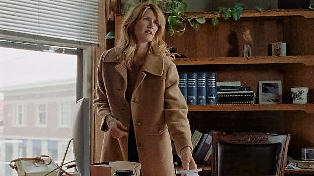Laura Dern is one of several CERTAIN WOMEN who are . . . pleasant but bemusing, I guess?