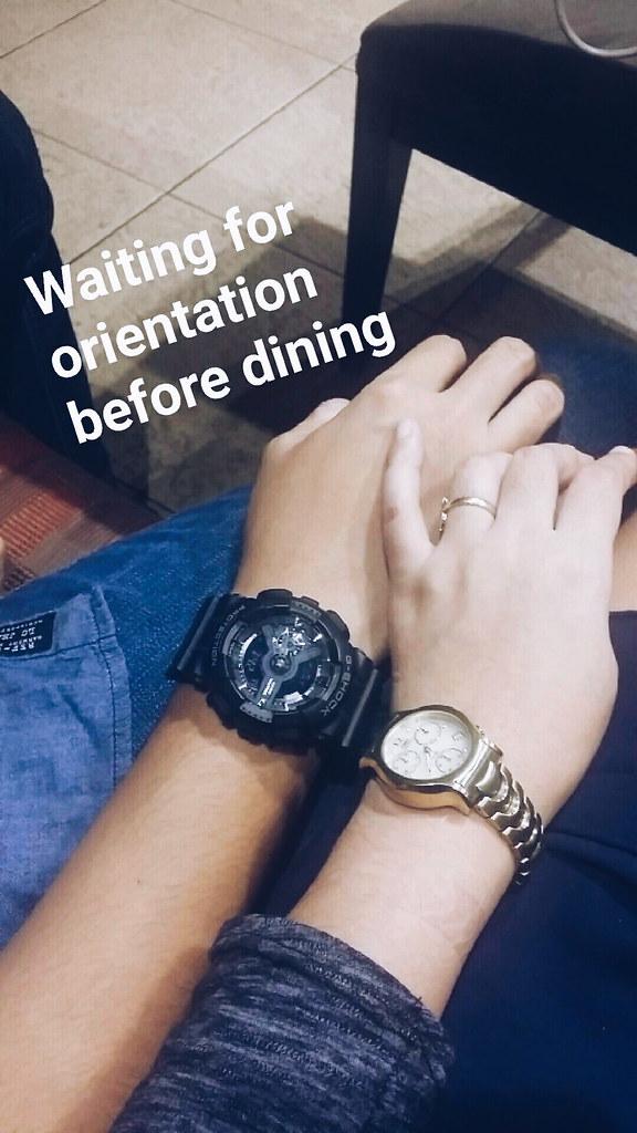 dine in the dark manila