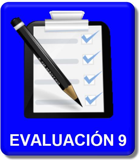 evaluación 9