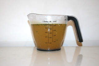 10 - Zutat Gemüsebrühe / Ingredient vegetable broth