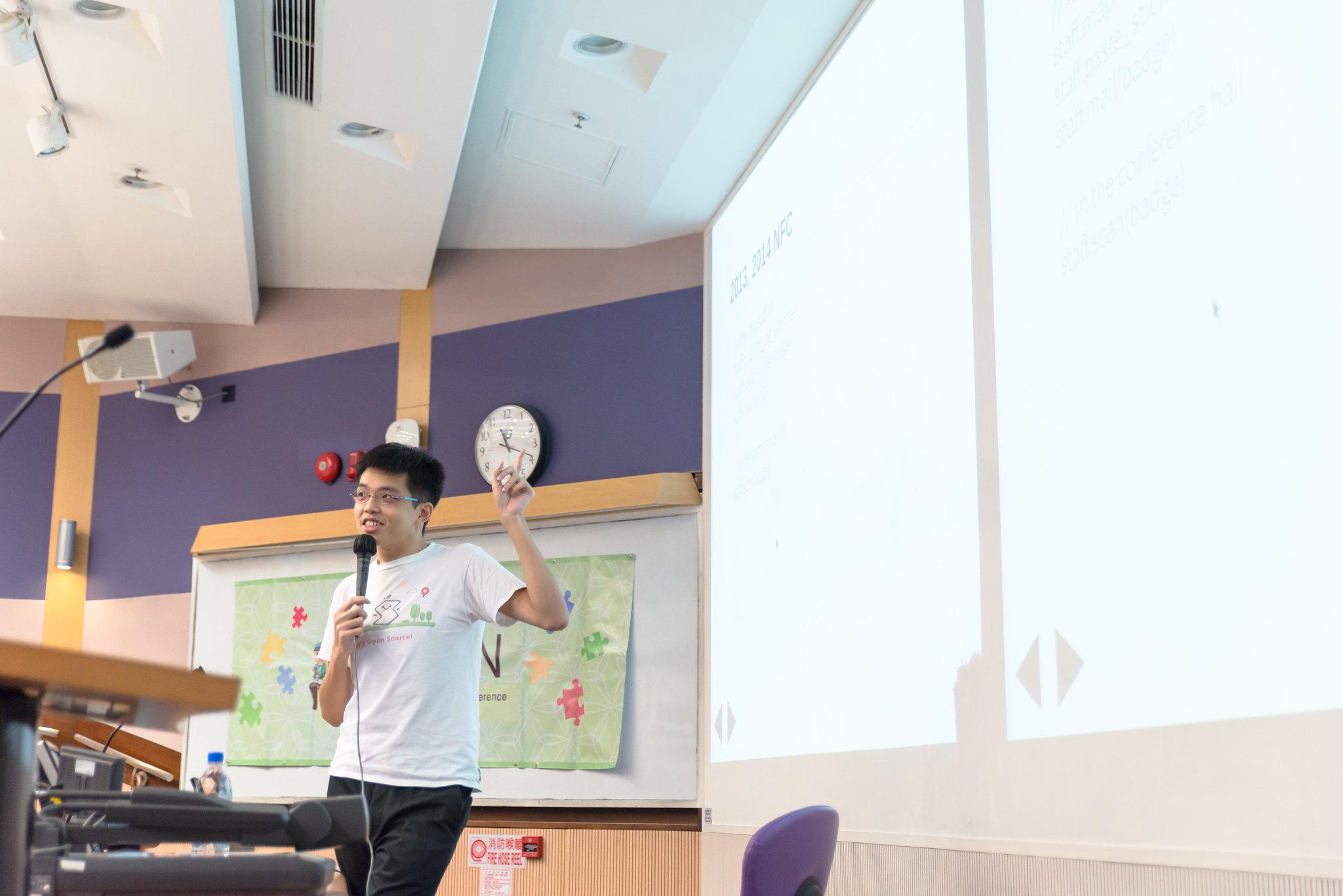 Session in SITCON x HK