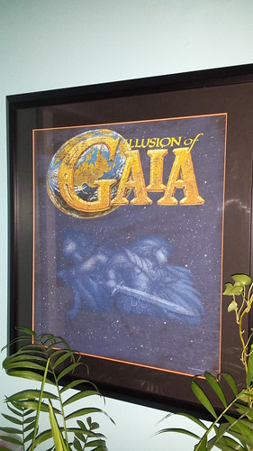 Illusion Of Gaia Framed Shirt
