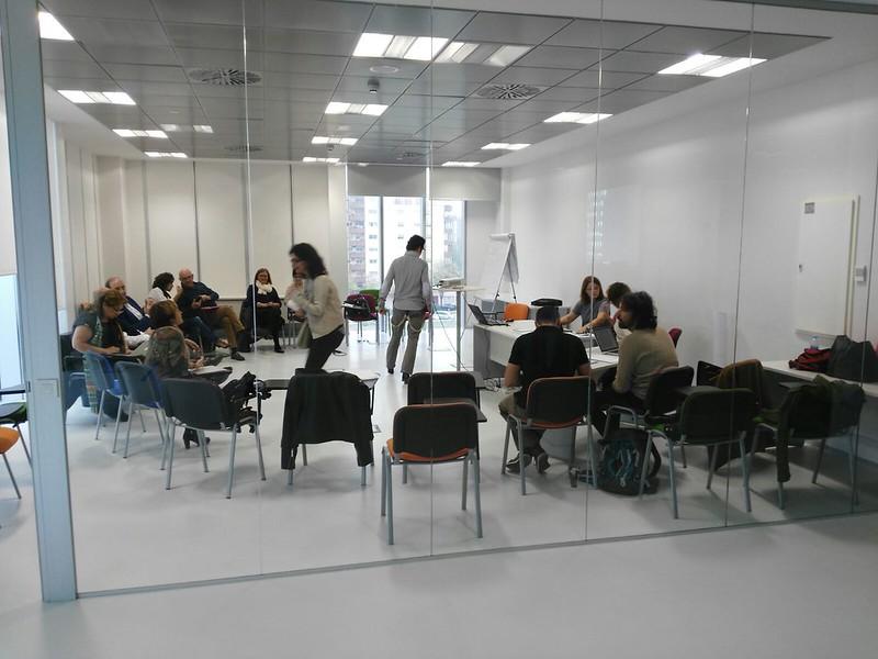 Reunión de Junta Directiva Zaragoza 2016
