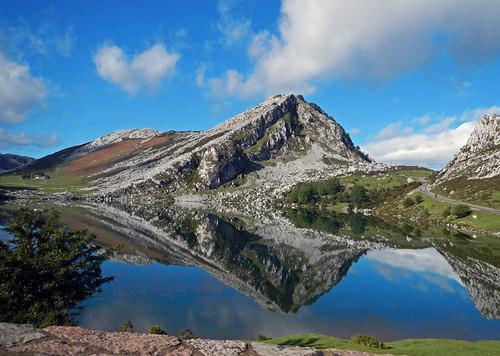 Covadonga Lake (Spain)