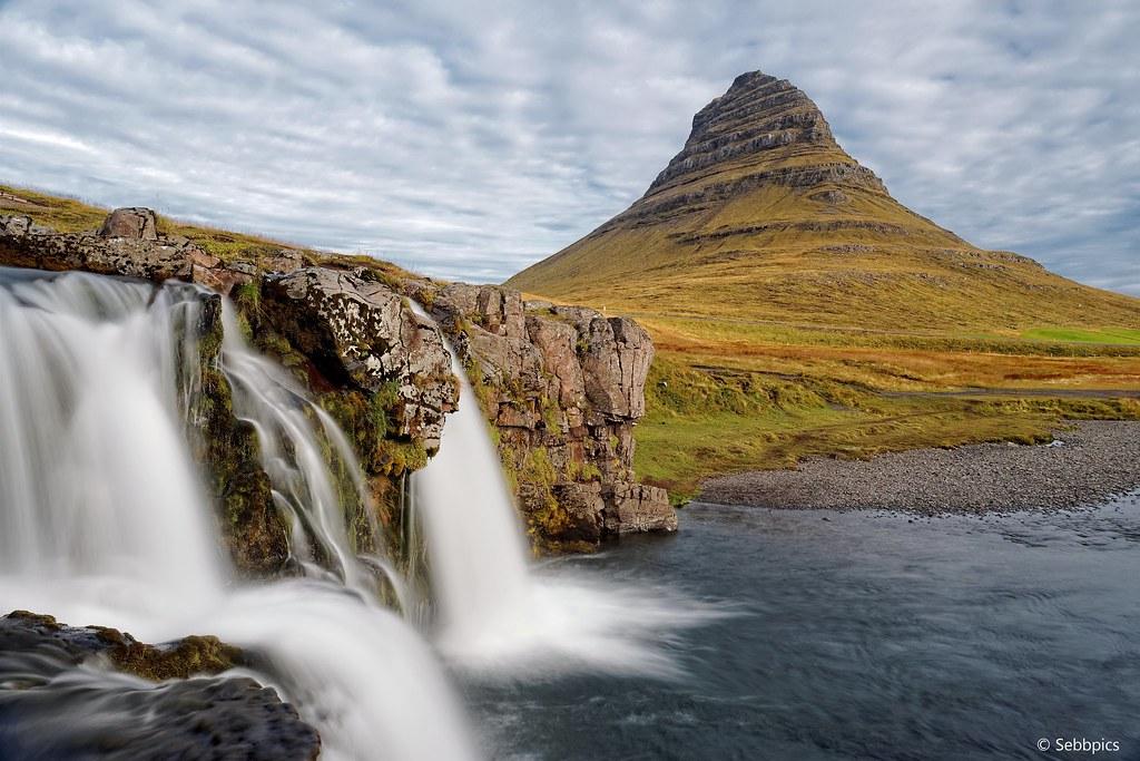 [Le jackot islandais] Kirkjufellfoss 30024783612_82418ab86e_b