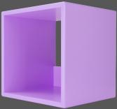 Storage-Cube-Lilac