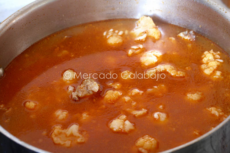ARROZ CON COSTILLAS Y COLIFLOR-17