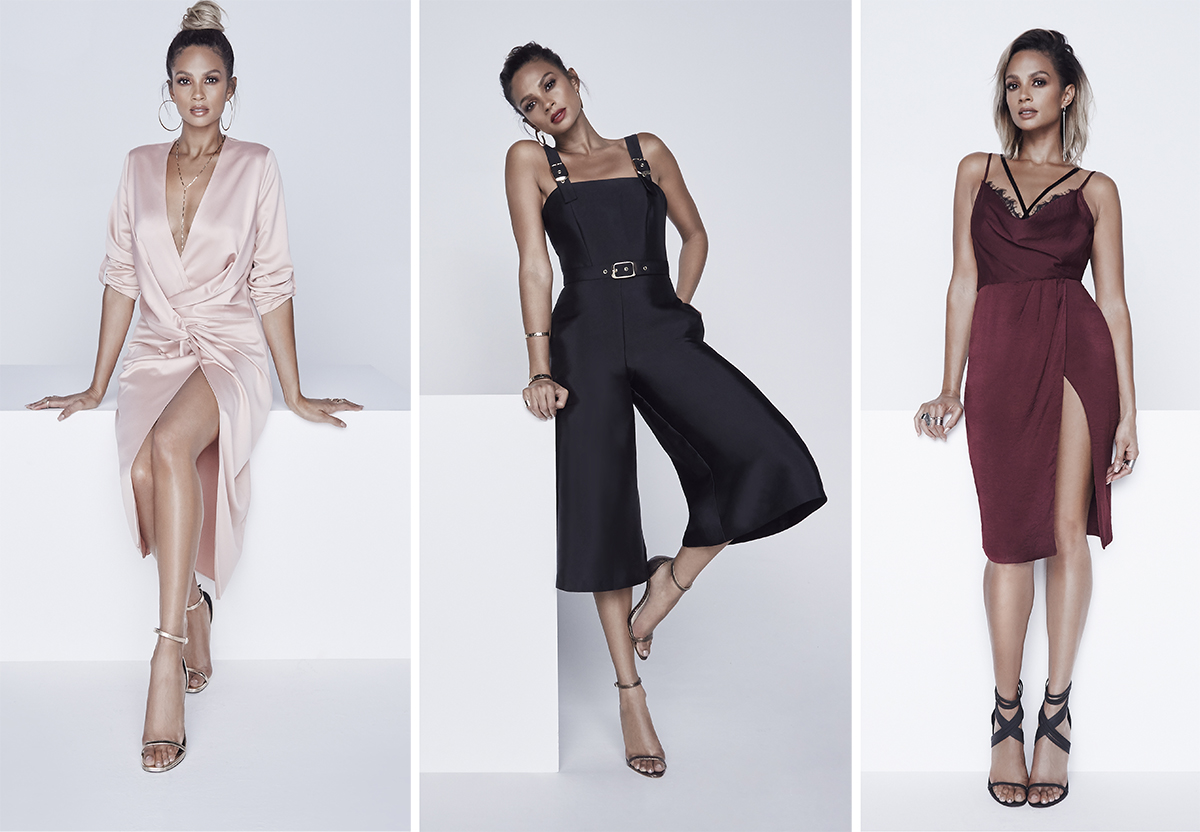 Alesha Dixon x Little Black Dress Collection