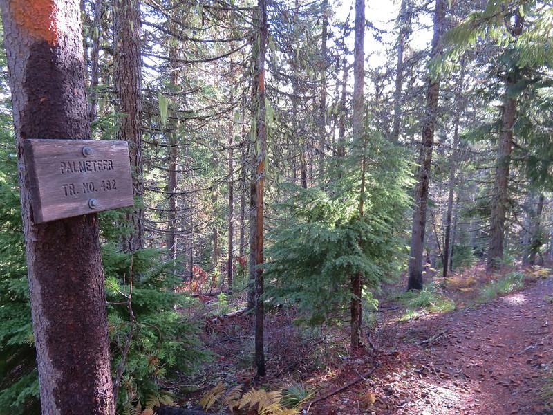 Palmeteer Trail