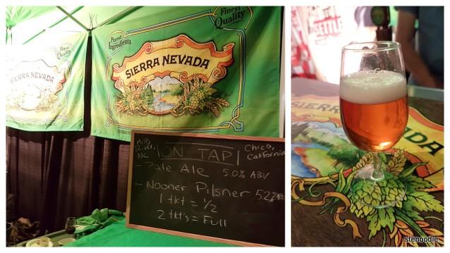 Pale Ale from Sierra Nevada