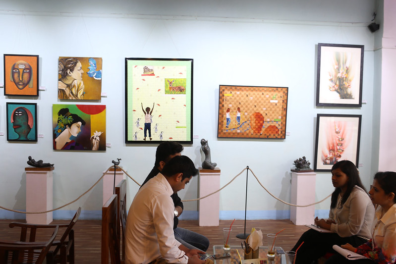 City Hangout - Café De Art, Connaught Place