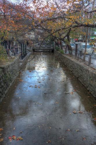 Kiyamachi, Kyoto on NOV 29, 2016 (1)