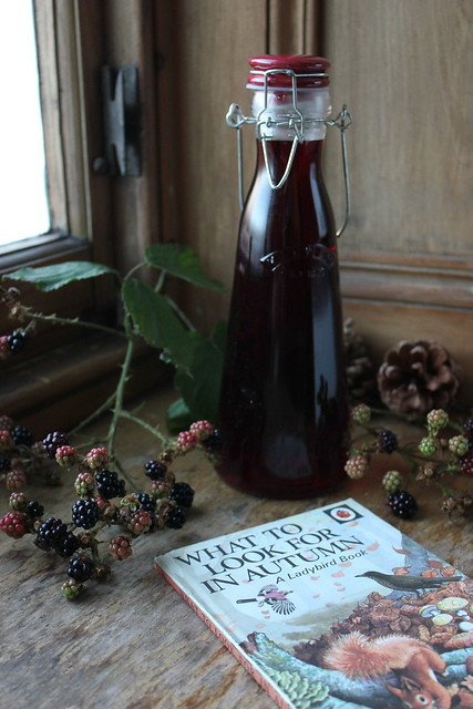 Hedgerow Liqueur