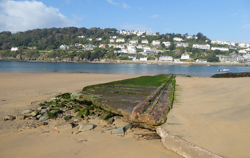 US Navy slipway, Mill Bay