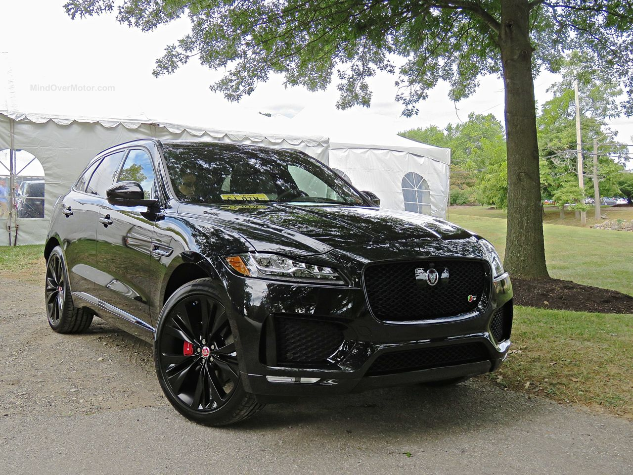 Jaguar F-Pace S Review 3