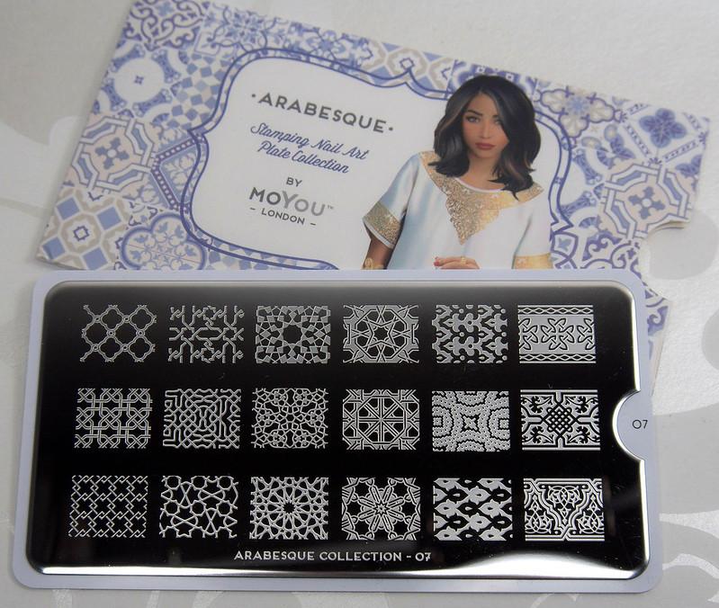 MoYou Arabesque 07