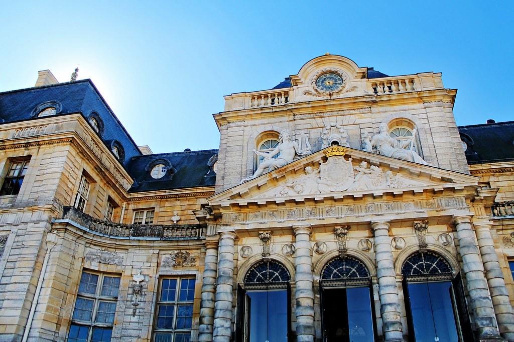 Drawing Dreaming - visitar o Château de Vaux-le-Vicomte