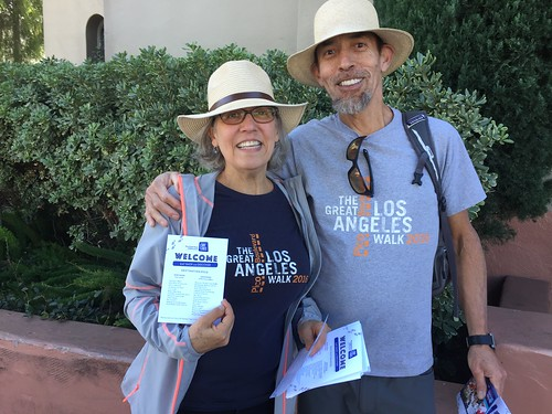 Great Los Angeles Walk 2016