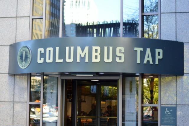 Columbus Tap Room Brunch