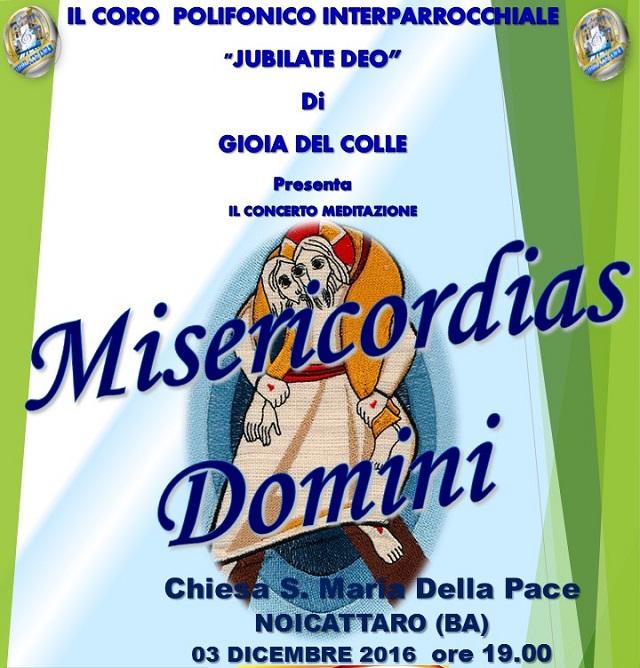 Noicattaro. Concerto Chiesa Madre intero1