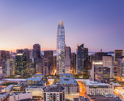 Salesforce Tower Renderings