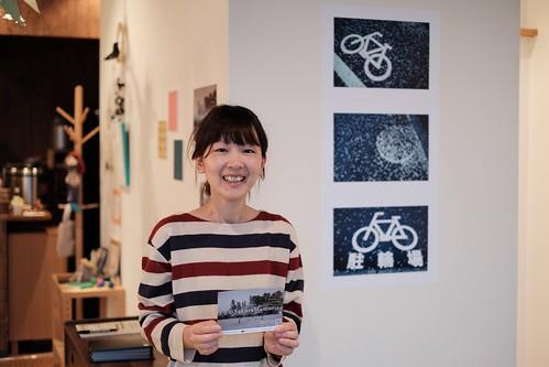 写真展 うちの Sakura Memories @イロハニ堂 始まりました!
