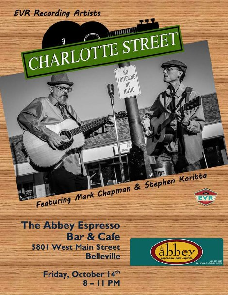 Charlotte Street 10-14-16