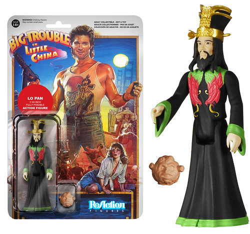 Big Trouble in Little China - Action Figure - 2