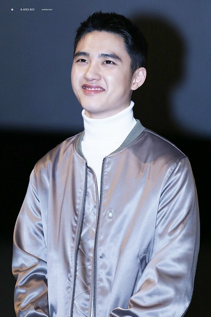 161111 D.O at 'Brother' Stage Greetings