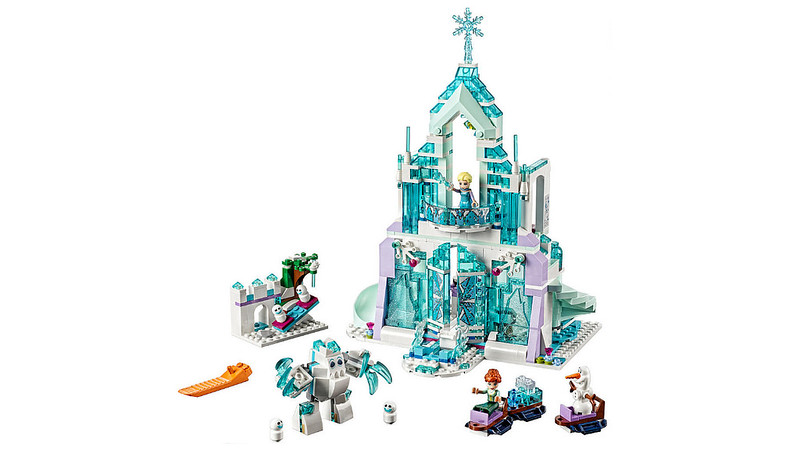 LEGO Disney - Elsa's Magical Ice Palace (41148)