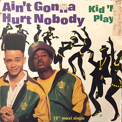 KID 'N PLAY:AIN'T GONNA HURT NOBODY(JACKET A)