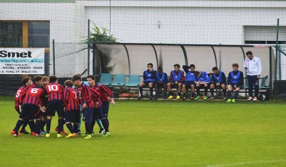 Allievi Regionali Elite, Petra Malo - Virtus Verona 1-4