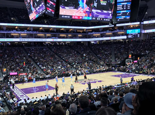 2016 Kings versus Rockets