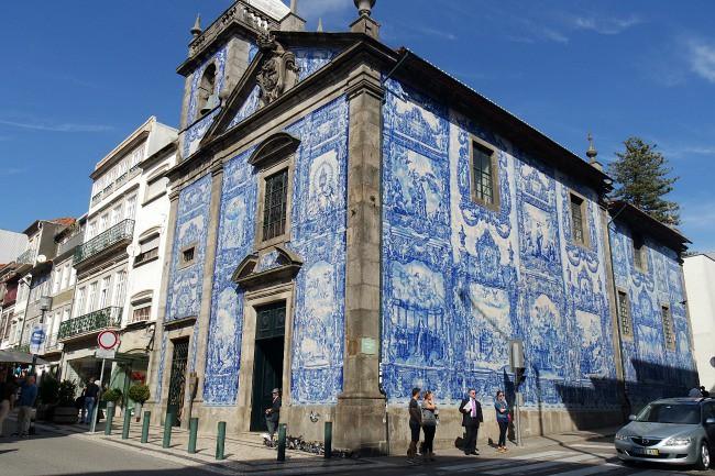 Porto - Capela das Almas
