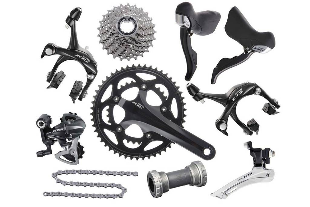 Whats A Groupset Part 1 The Collective Anatomy Of A Bicycle The