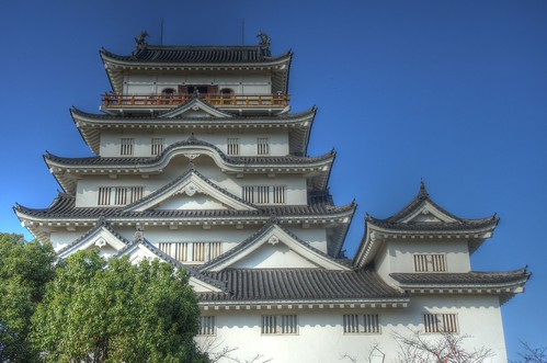 Fukuyama Castle on NOV 22, 2016 (9)
