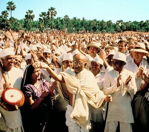 En bref-Gandhi - la marche du sel