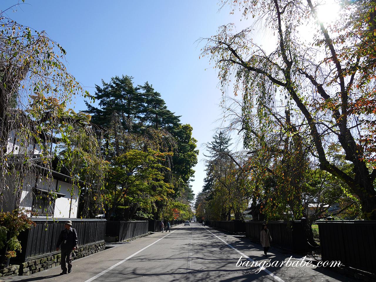 Kakunodate Samurai Residence