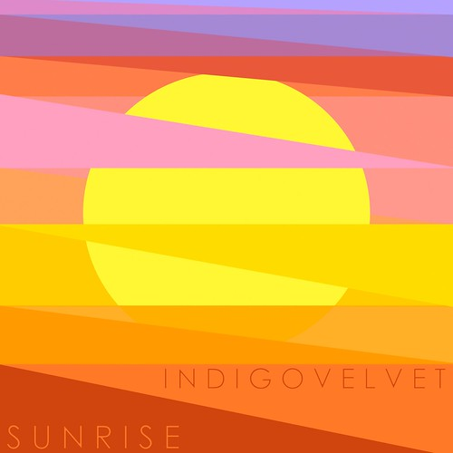Indigo Velvet, new single Sunrise exclusive premiere The Skinny Magazine