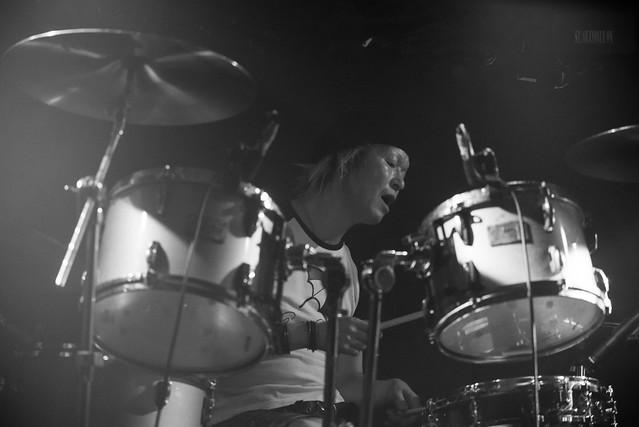ナポレオン live at Outbreak, Tokyo, 25 Nov 2016 -00387