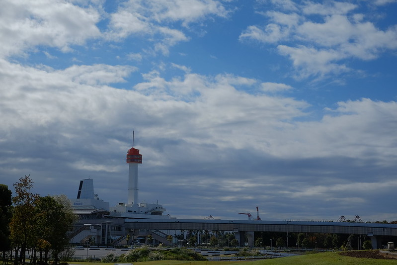 船の科学館本館
