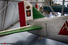 MM1208 94-6 - - Italian Air Force - Ansaldo AC-2 - Italian Air Force Museum Vigna di Valle, Italy - 160614 - Steven Gray - IMG_9951_HDR