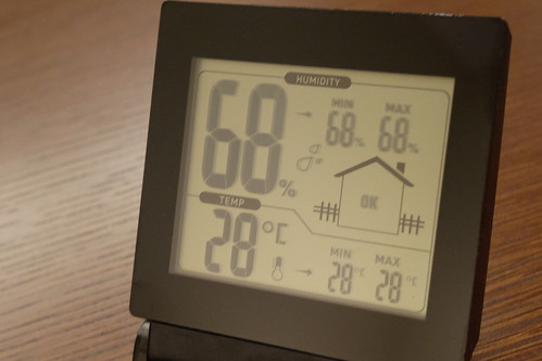 Digstar Digital thermo, hygrometer 04