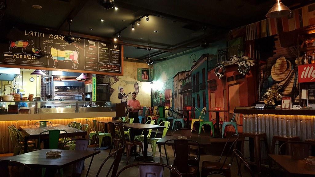 @ LaBoca Latino Bar KL Pavilion