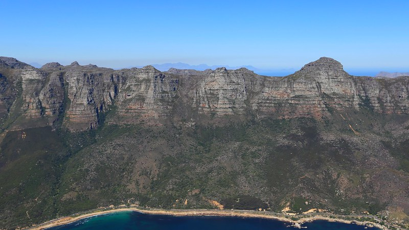 Cape Town South Africa Helicopter Ride