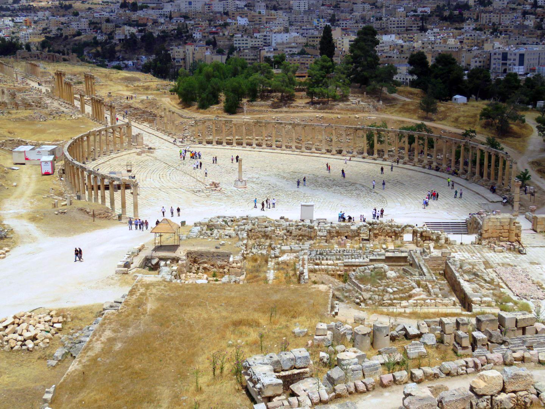 Jordania / Jordan - Jerash / Gerasa jerash, la roma de jordania - 29954292764 045f8f12f5 o - Jerash, la Roma de Jordania